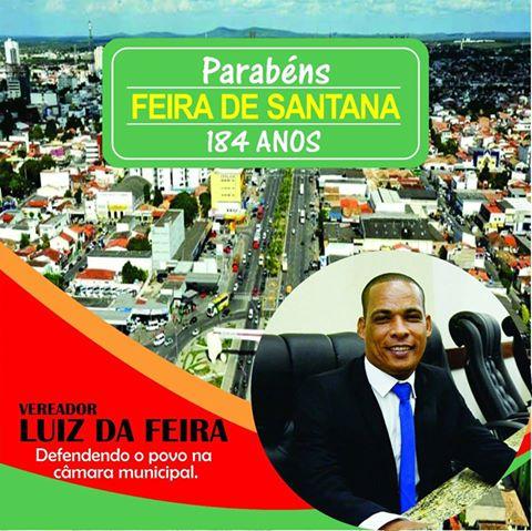 Luiz da Feira