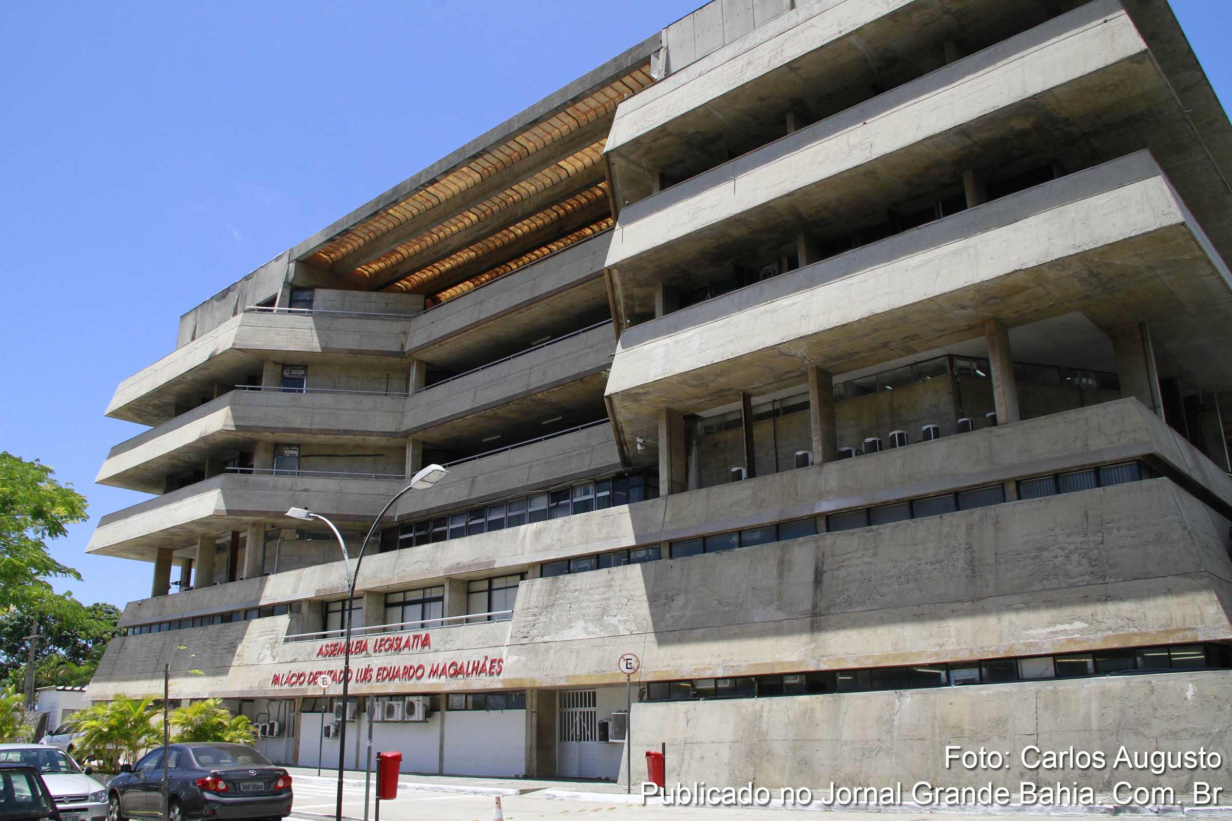 Salvador - ALBA - Assembléia Legislativa da Bahia
